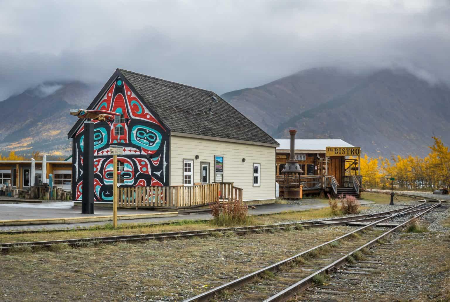 Walking tour in The Yukon