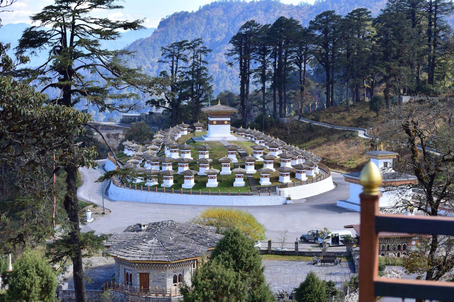 Walking tour in Thimphu