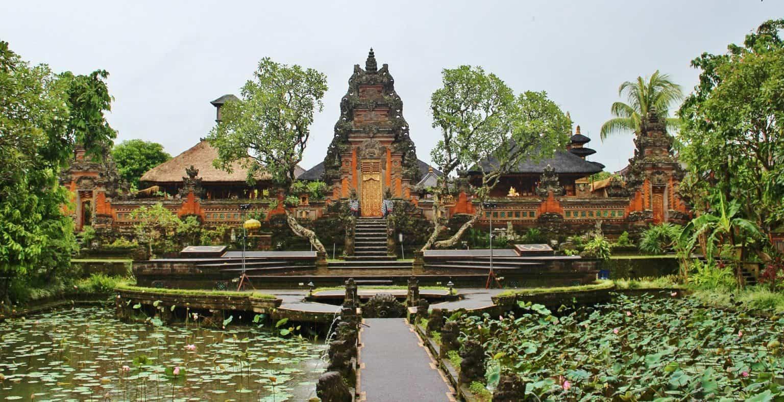 Walking tour in Ubud