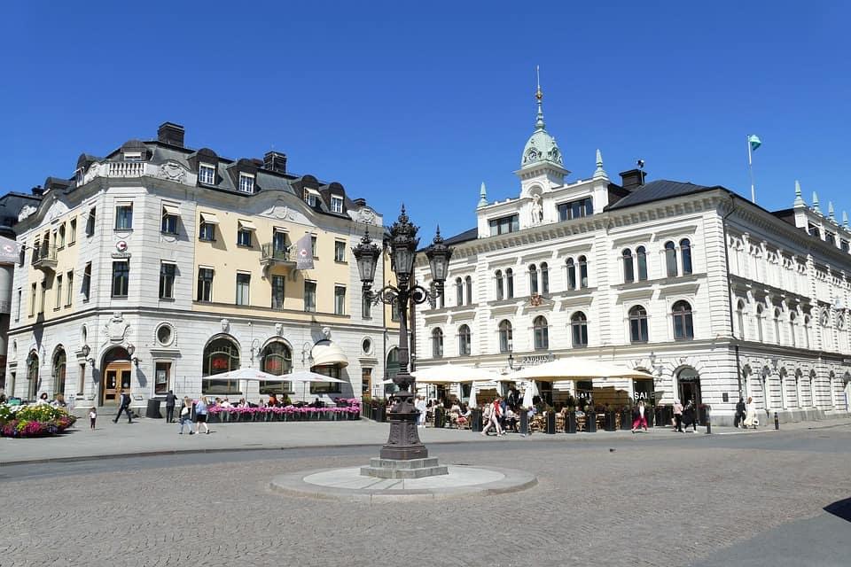 Walking Tour in Uppsala