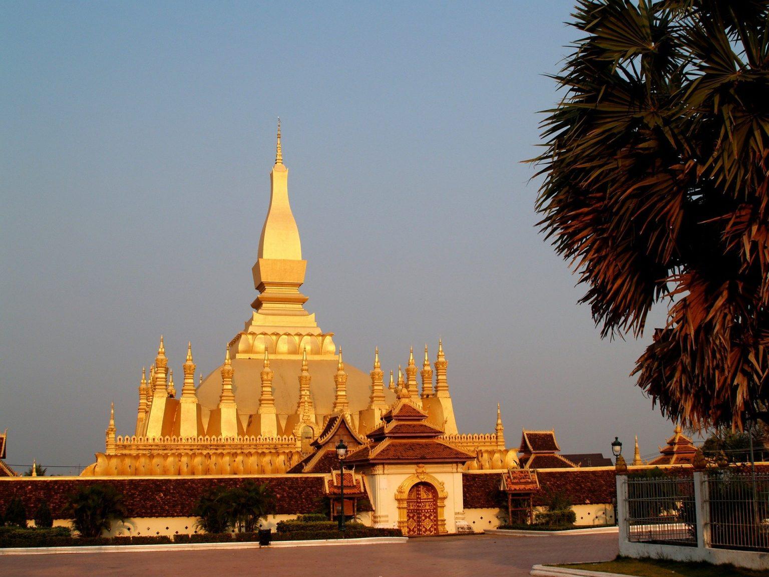 Walking Tour in Vientiane