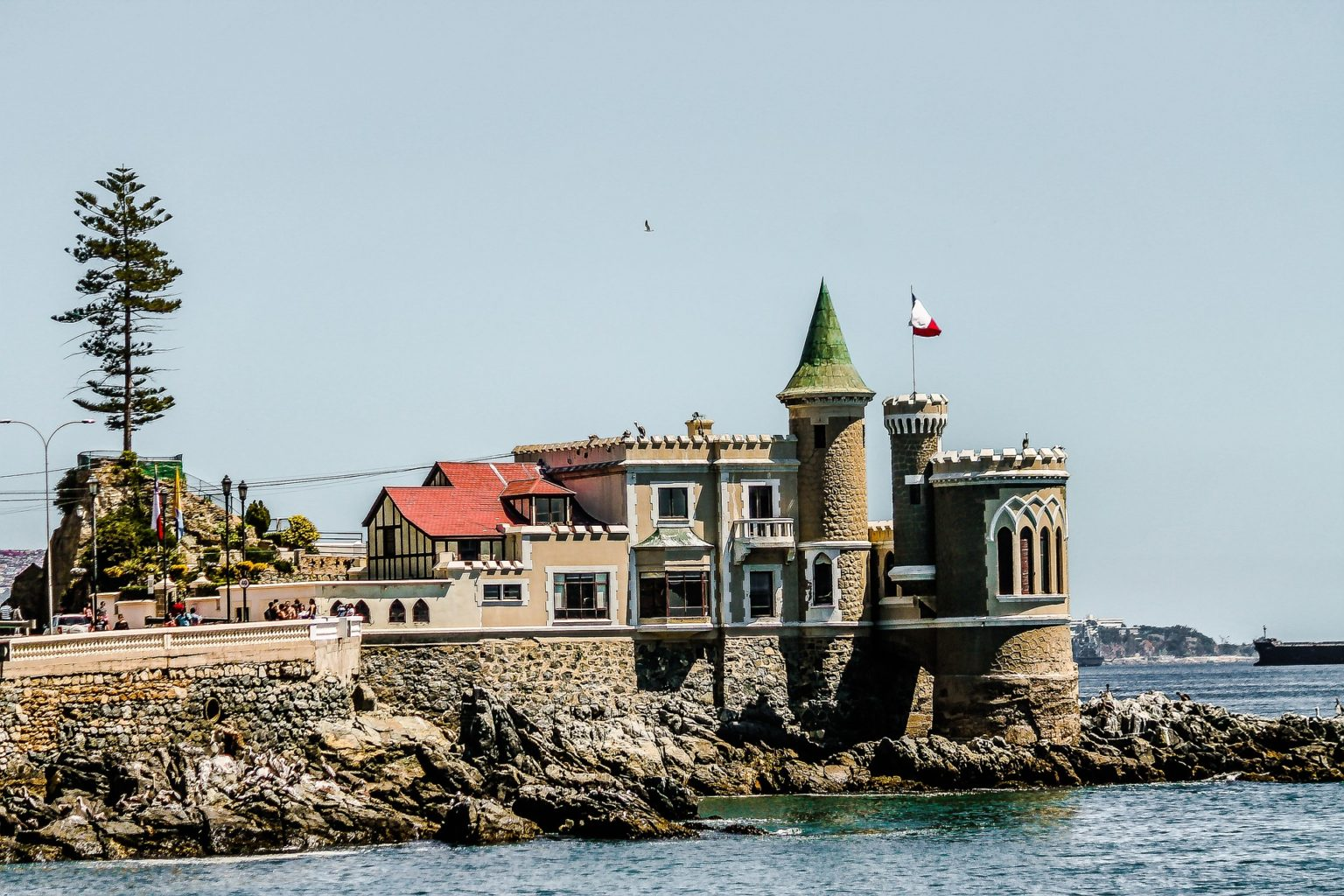 Walking tour in Viña del Mar
