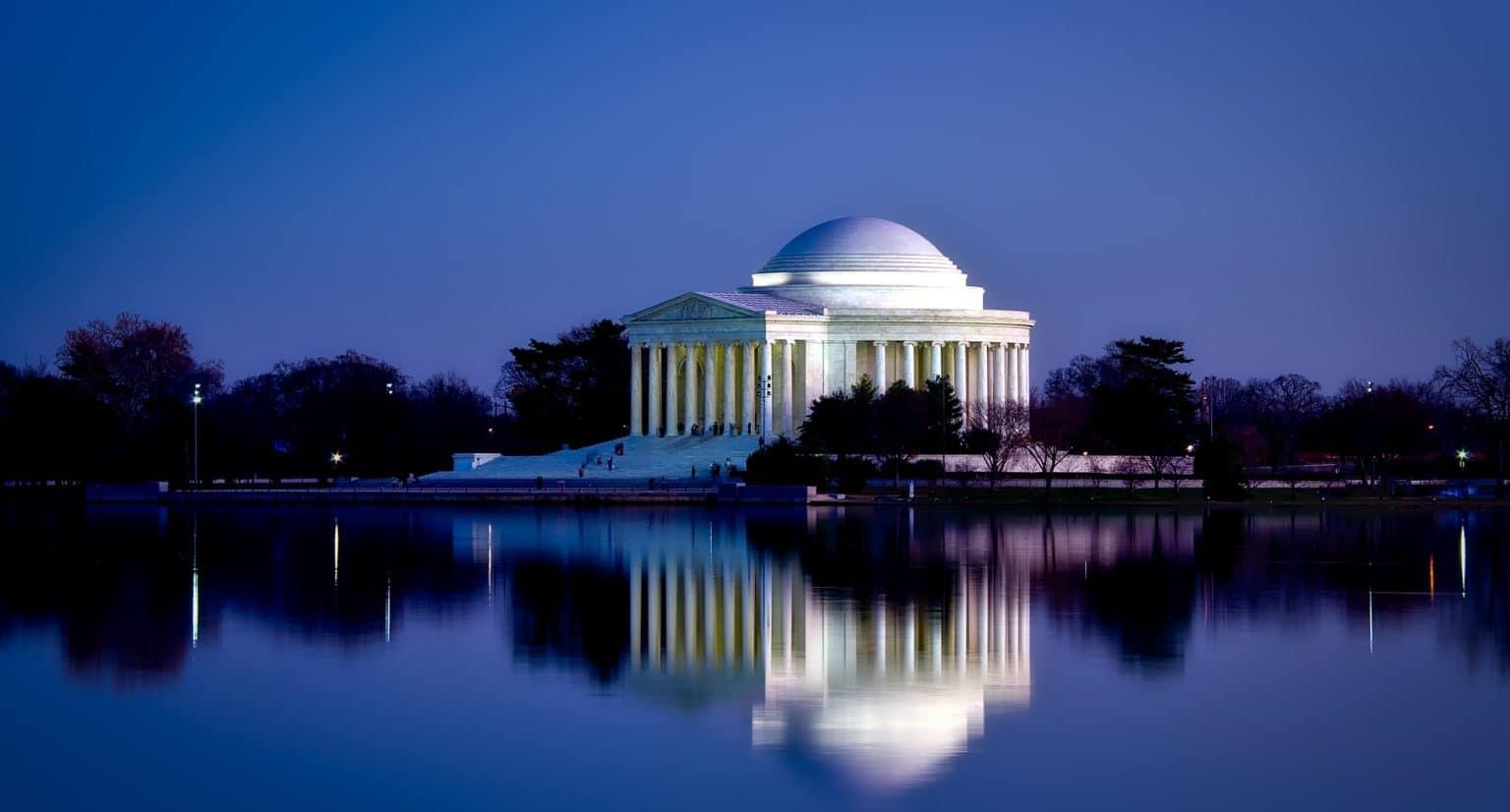 Walking tour in Washington D.C.