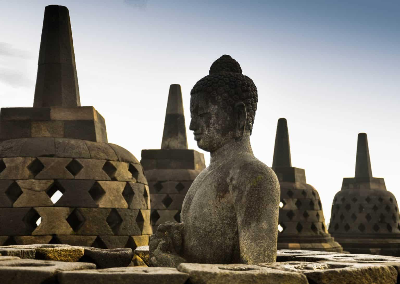 Walking tour in Yogyakarta