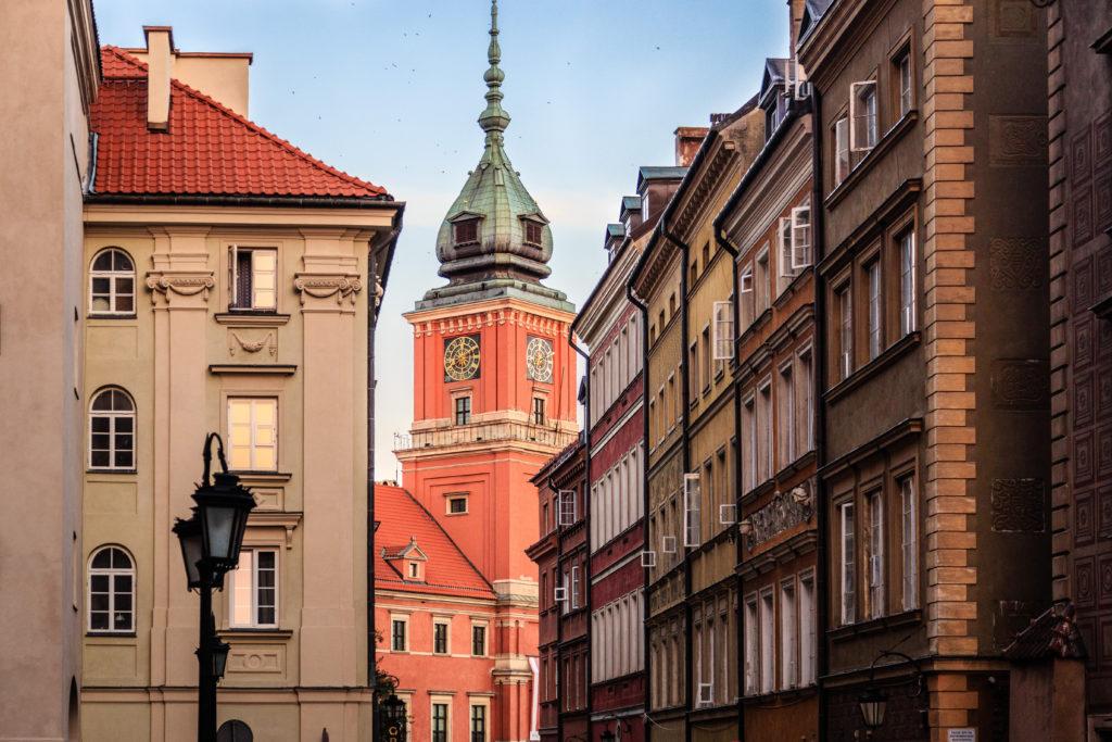 Warsaw Sin City Walking Tour
