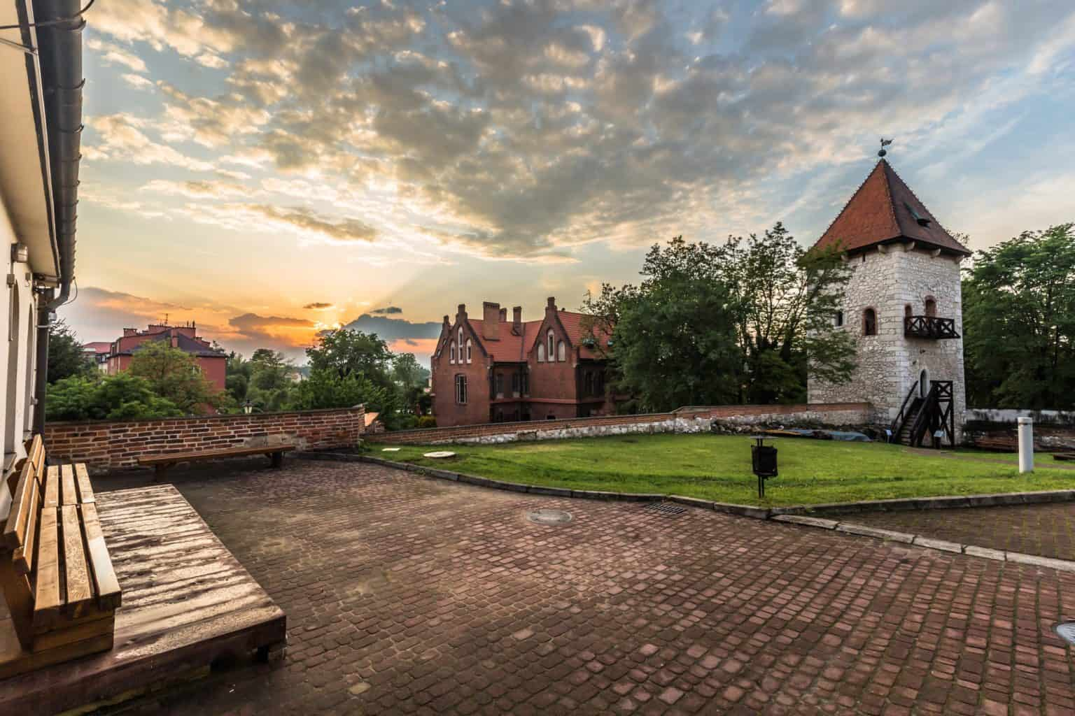 Wieliczka walking tour