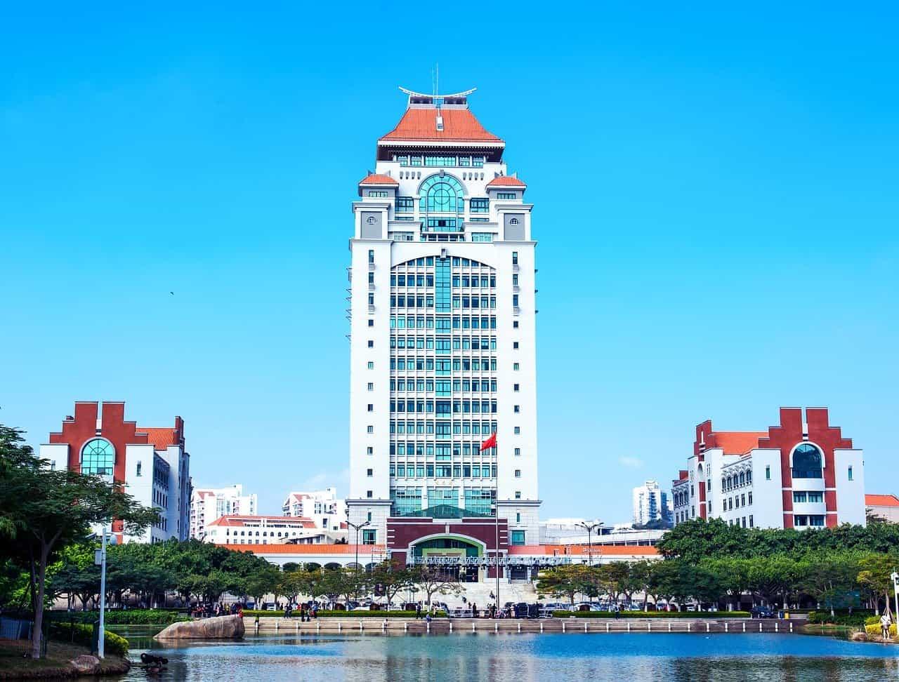 Walking Tour in Xiamen