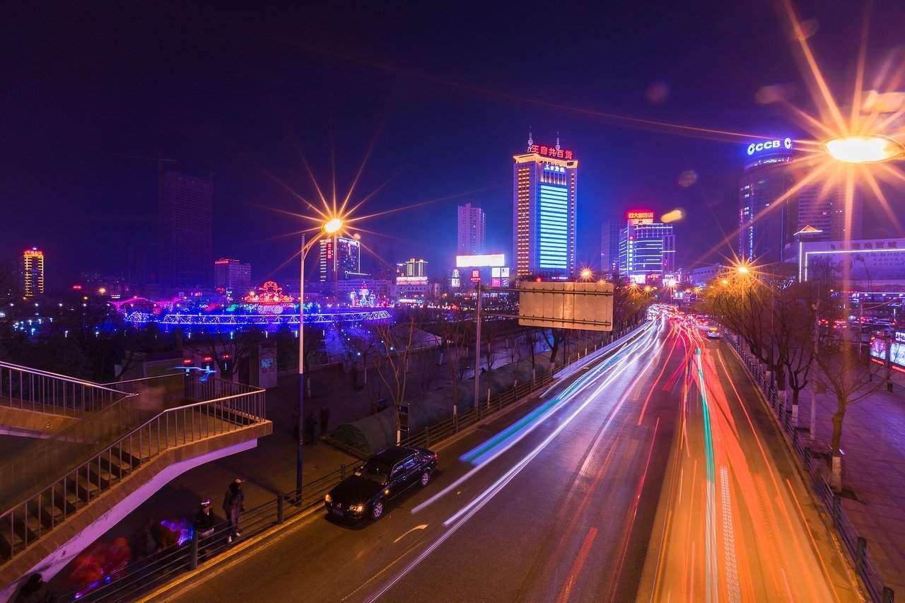 Walking Tour in Xining