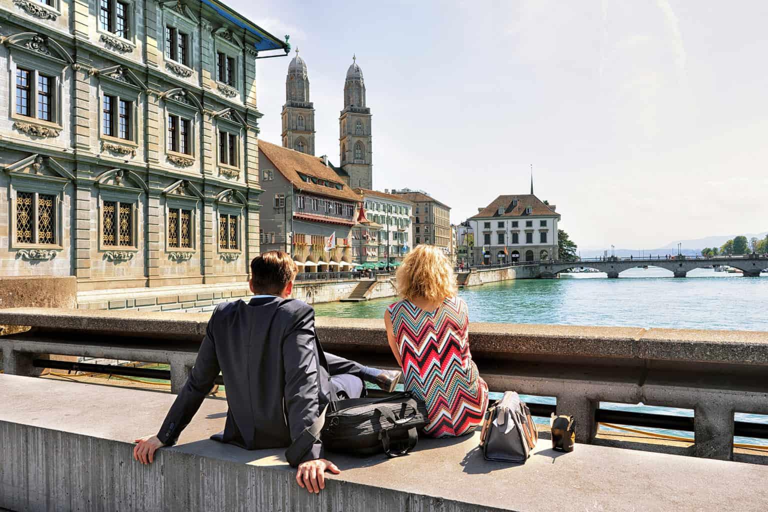 Zürich walking tour