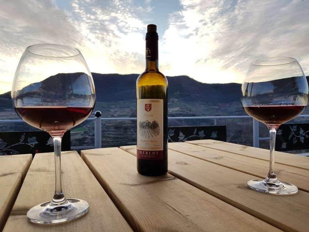 Classic Winetasting Tour From Berat