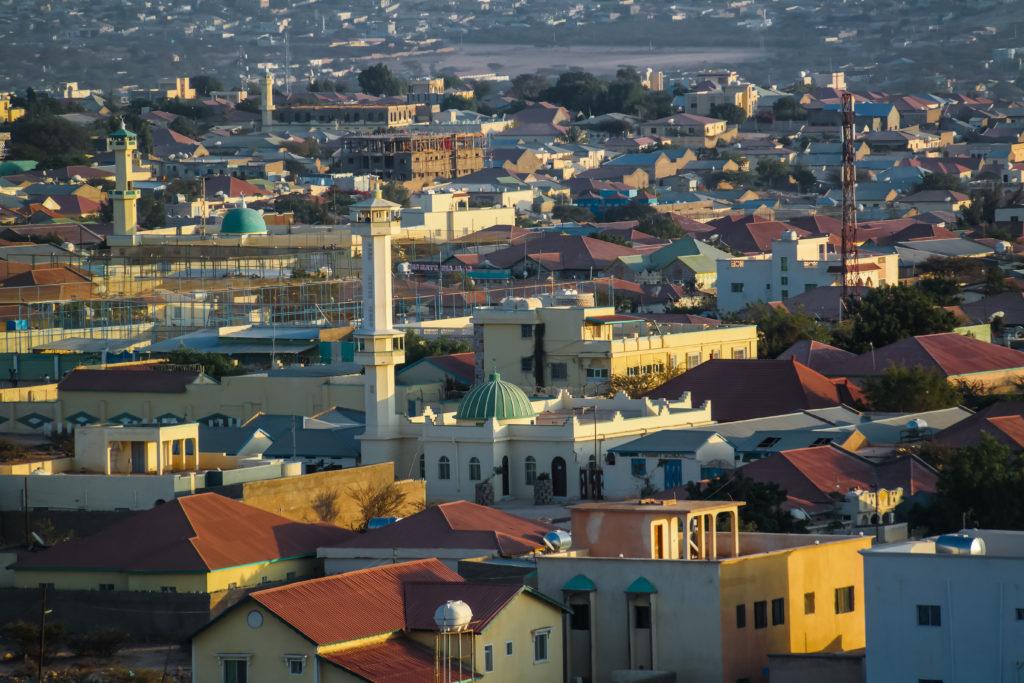 Walking tour in Hargeisa