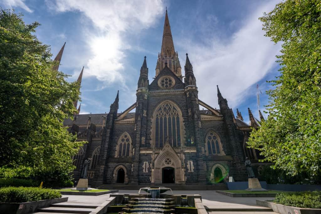 Melbourne Cathedrals and Parklands tour (8)