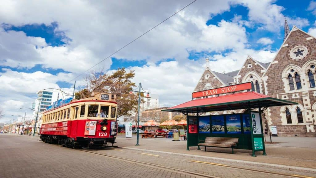 One day in Christchurch, Ports and Peninsula by Car 4
