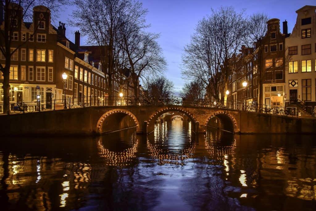 Walking tour in Amsterdam 4