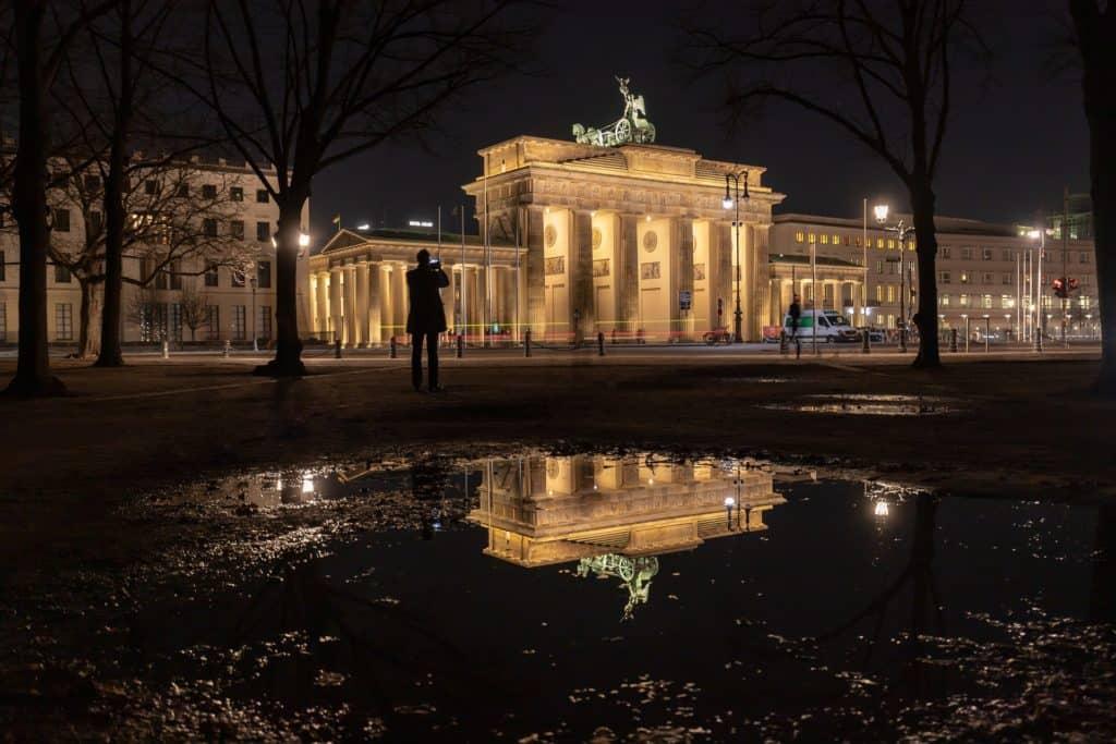 Walking tour in Berlin 1