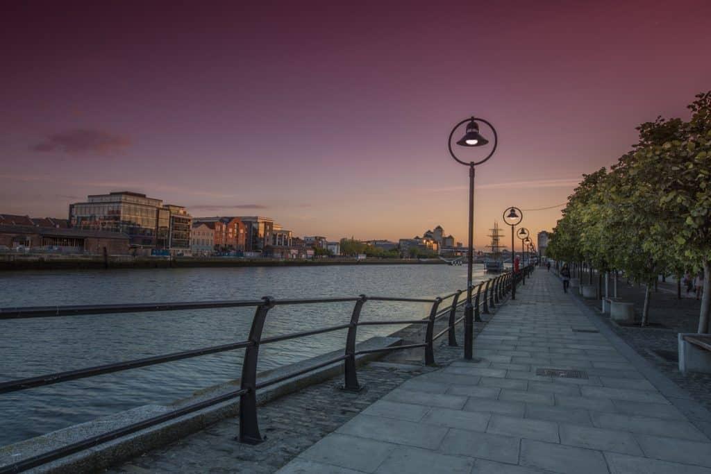 Walking tour in Dublin 2
