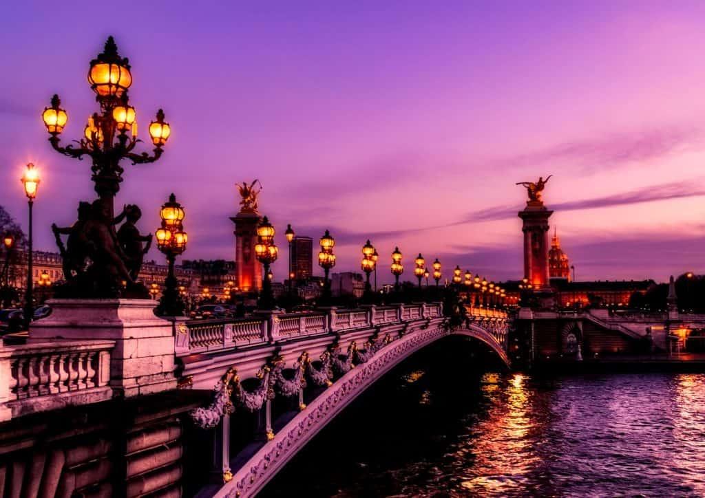 Walking tour in Paris 2