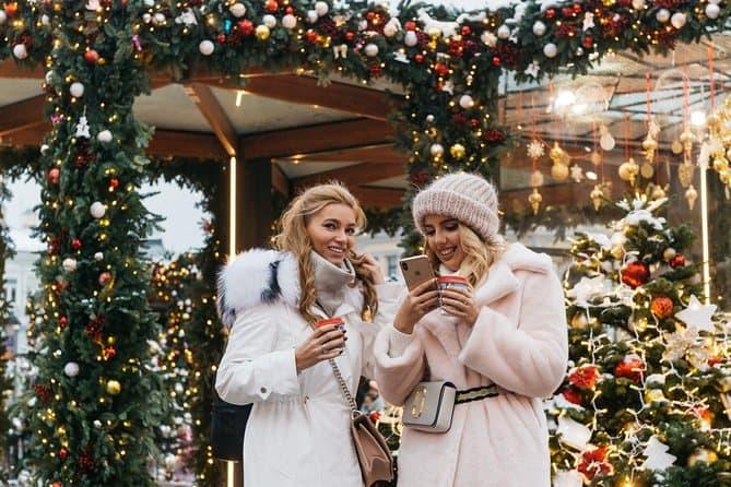 Magic Christmas tour in Berlin