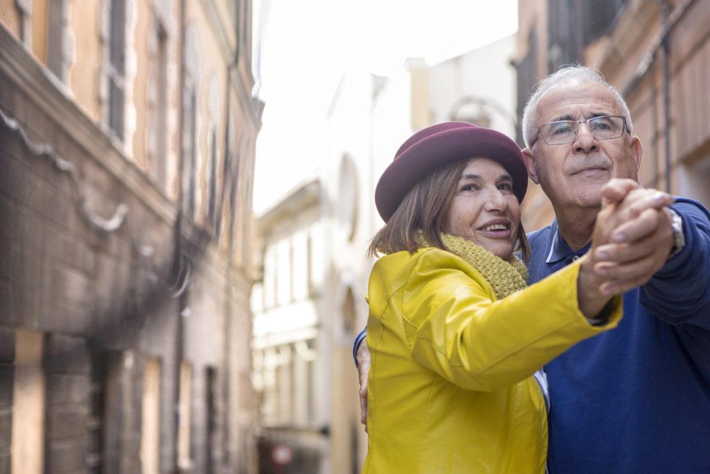 walking tour in Cagliari