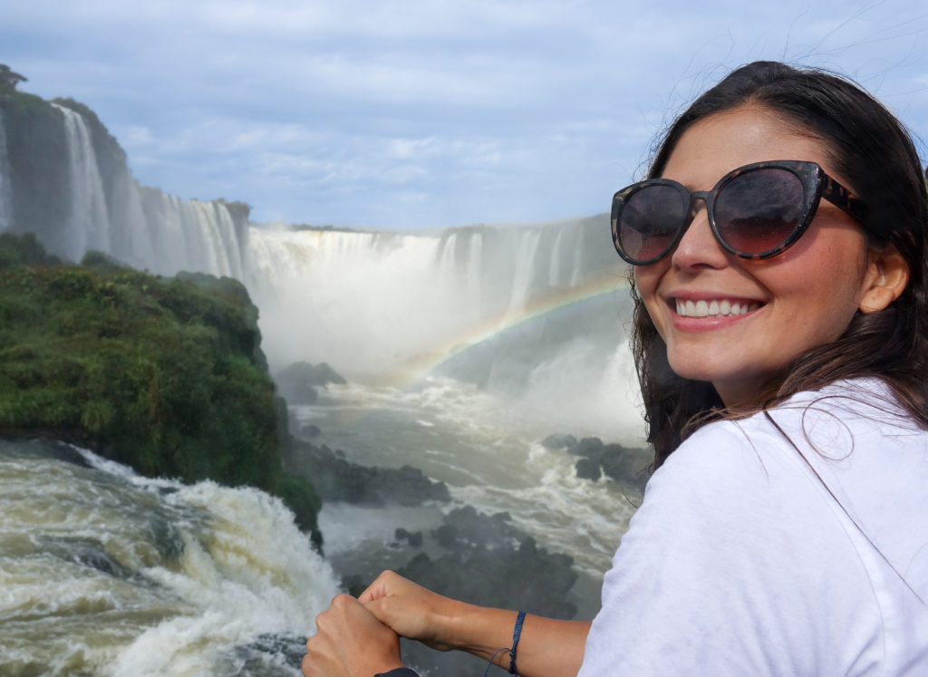 Walking tour in Foz do Iguacu