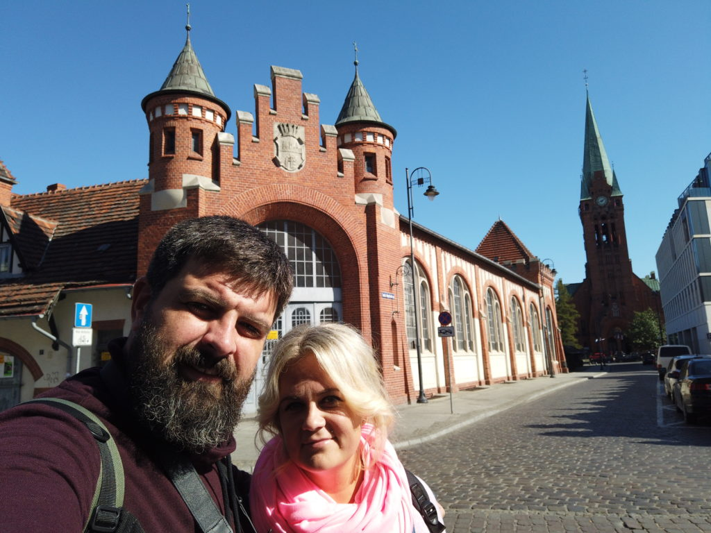 walking tour in Bydgoszcz