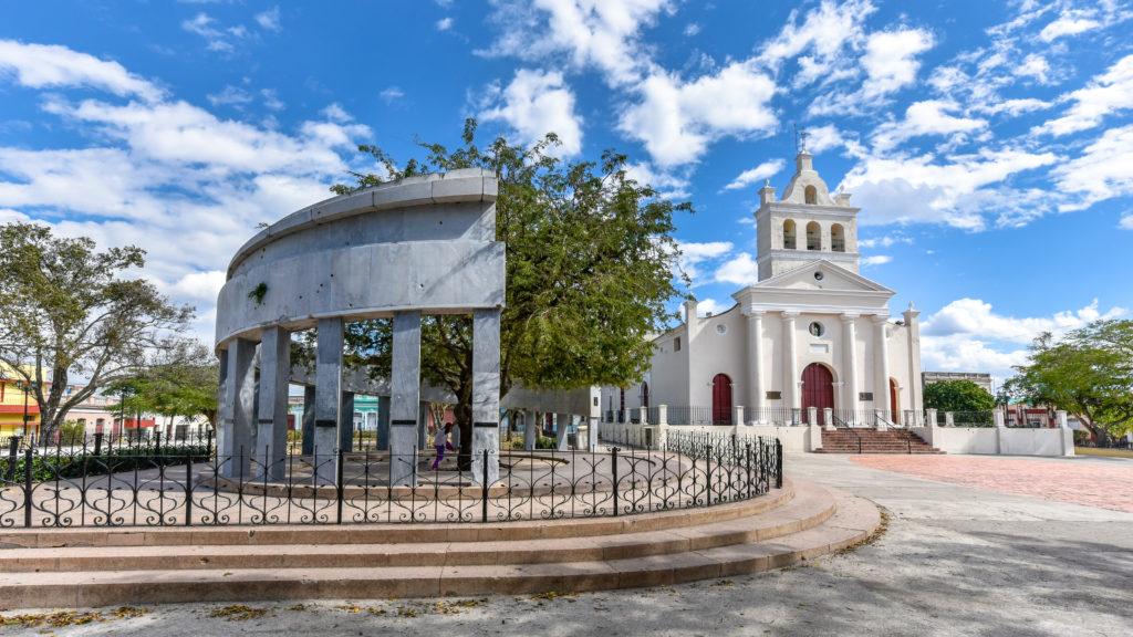 walking tour in Santa Clara