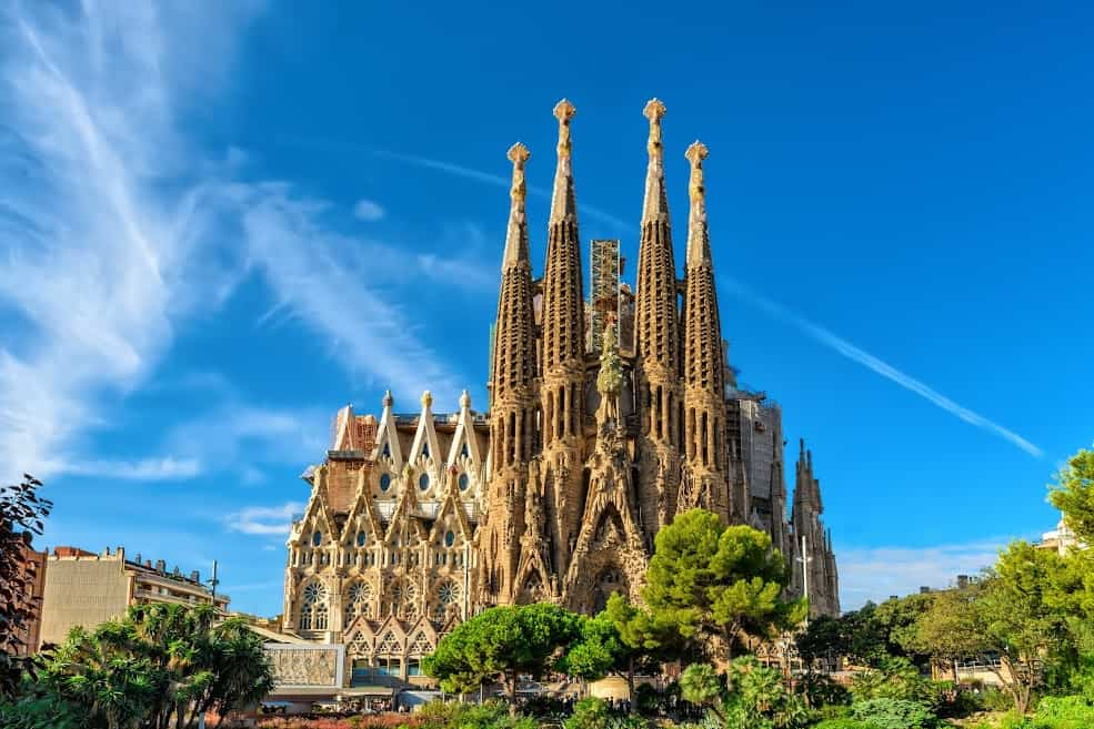 Sagrada Familia Basilica Tour For Seniors